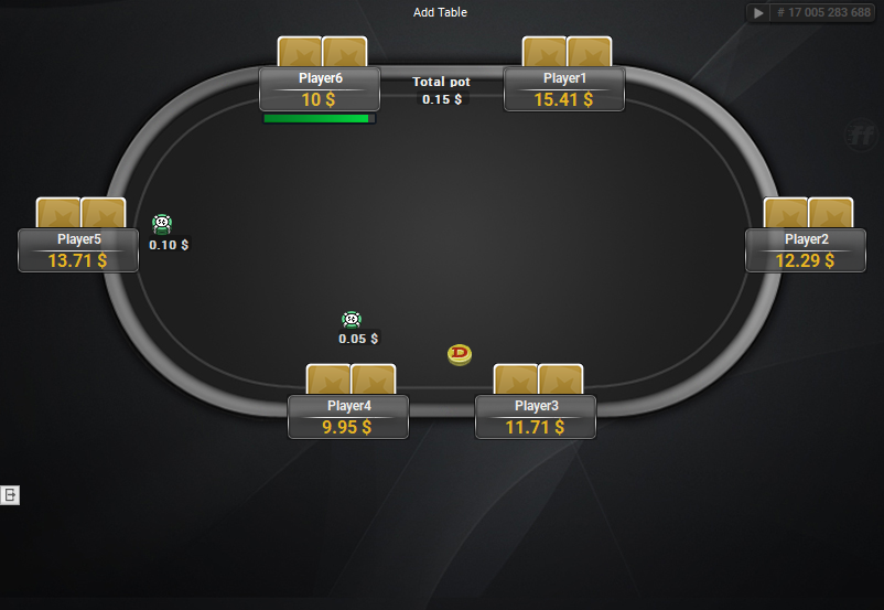 PokerStars Clone for PartyPoker 57
