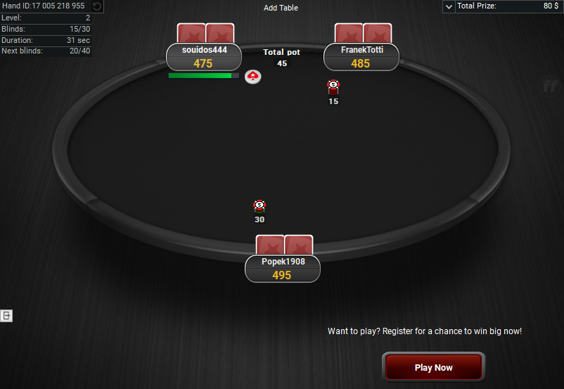 PokerStars Clone for PartyPoker 59