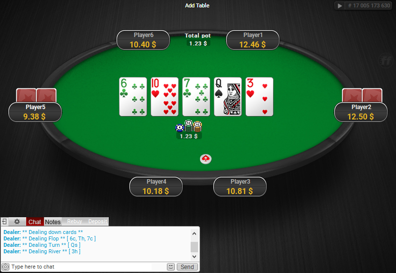 PokerStars Clone for PartyPoker 60