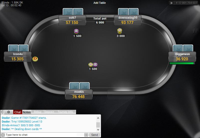 PokerStars Clone for PartyPoker 62