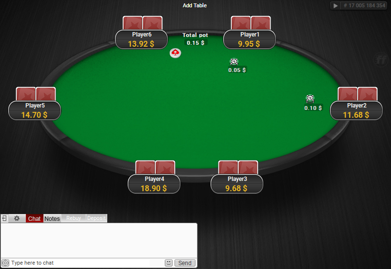 PokerStars Clone for PartyPoker 64