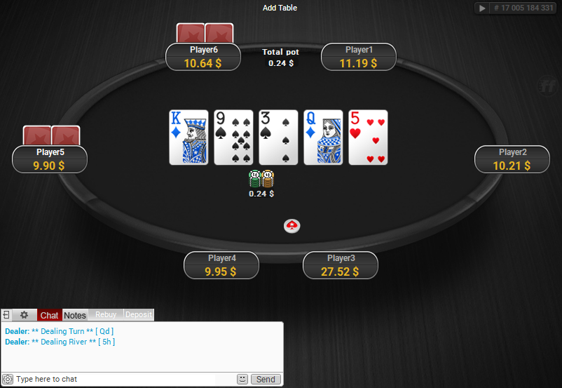 PokerStars Clone for PartyPoker 65