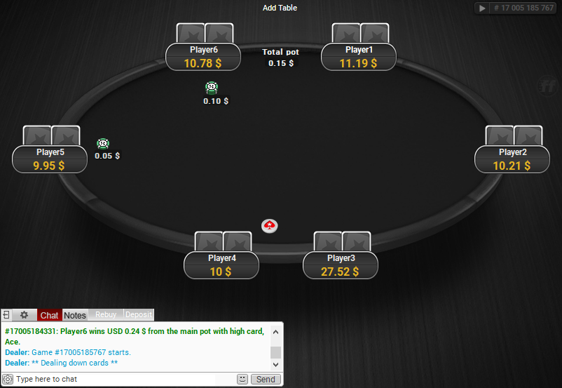 PokerStars Clone for PartyPoker 66