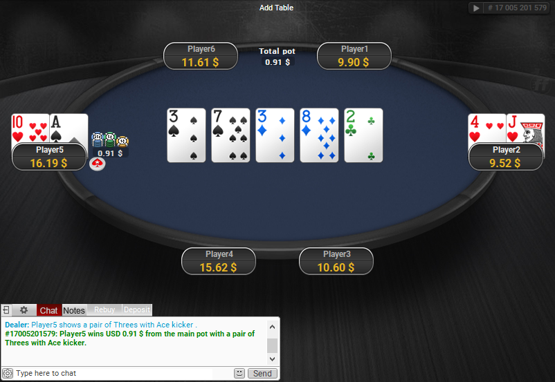 PokerStars Clone for PartyPoker 68