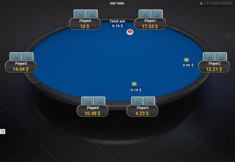 PokerStars Clone for PartyPoker 70