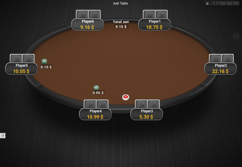 PokerStars Clone for PartyPoker 71