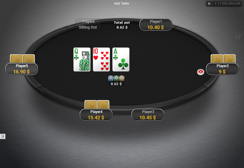 PokerStars Clone for PartyPoker 72