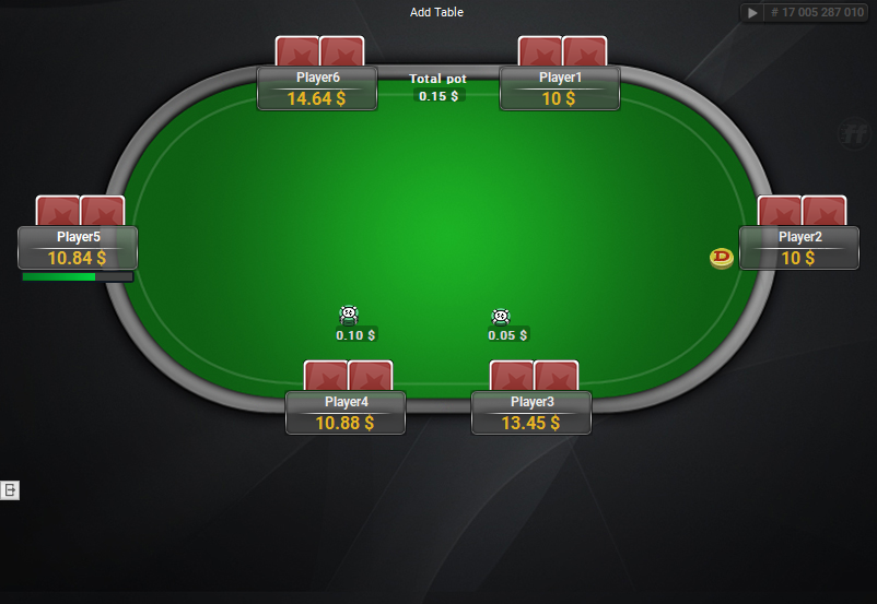 PokerStars Clone for PartyPoker 76