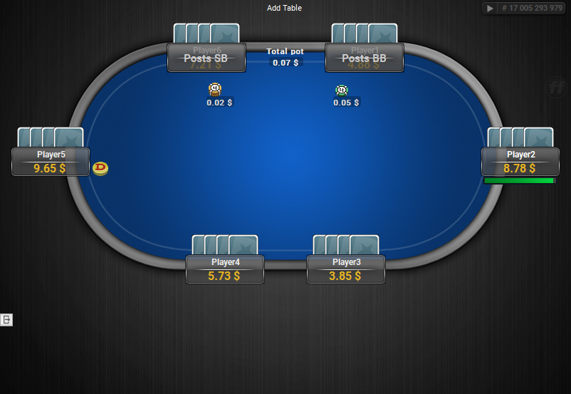 PokerStars Clone for PartyPoker 77