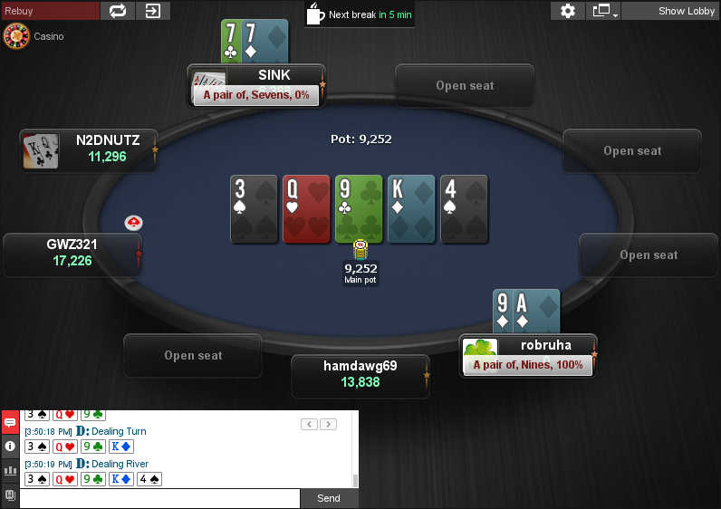 PokerStars Clone for Chico 01