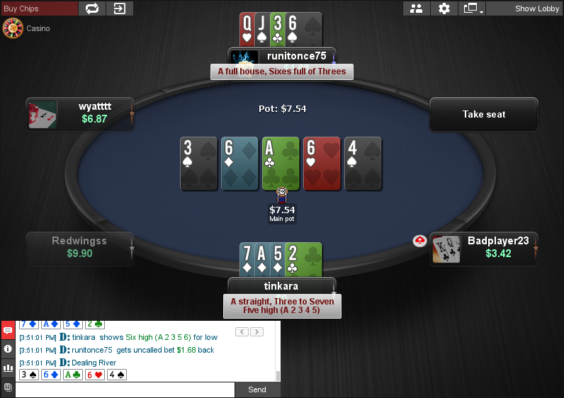 PokerStars Clone for Chico 04