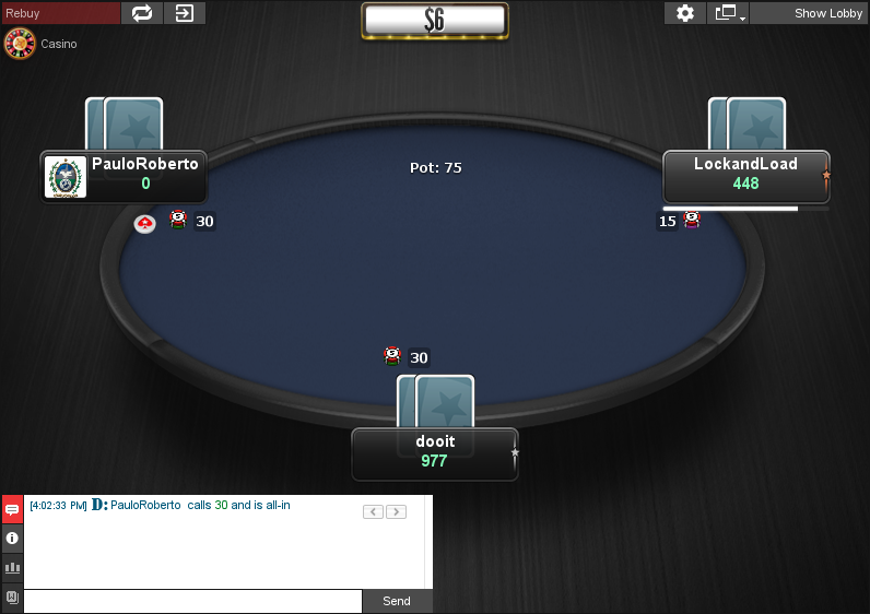 PokerStars Clone for Chico 13