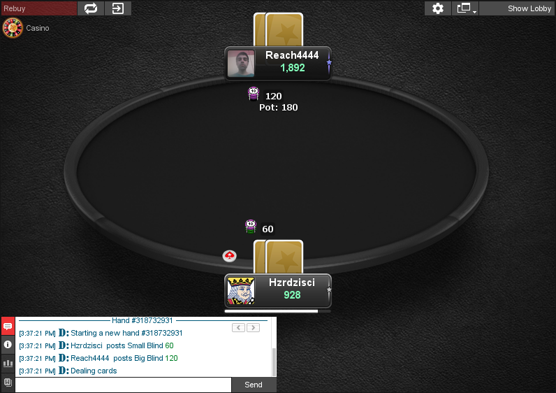 PokerStars Clone for Chico 14