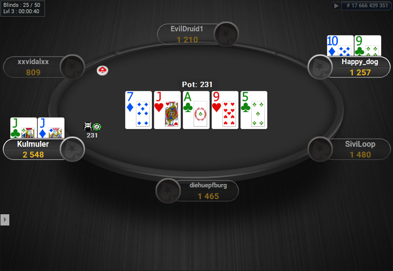 Party poker 2 plus 2 pokers gratuits en ligne