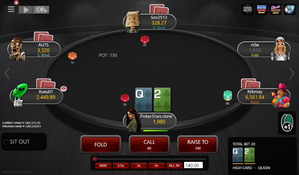 Table Theme PokerStars Clone for MPN Prima 02