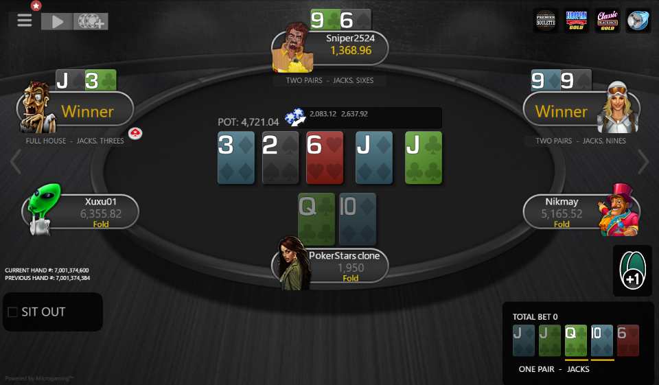 Table Theme PokerStars Clone for MPN Prima 04