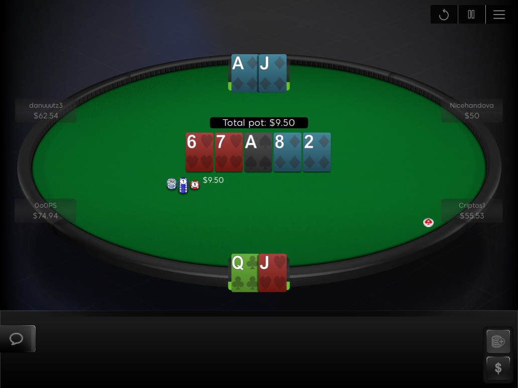 03 PokerStars Clone Mercury for 888 Holdem SD1