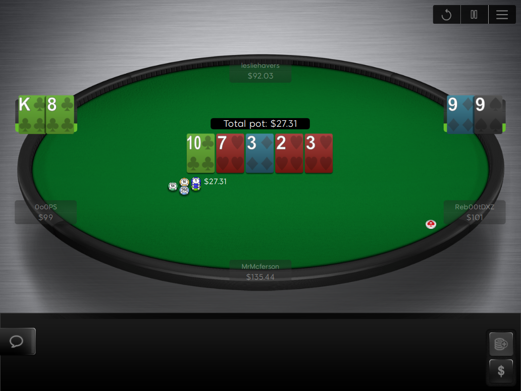04 PokerStars Clone Mercury for 888 Holdem SD2