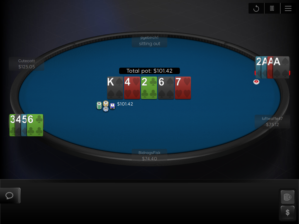 06 PokerStars Clone Mercury for 888 PLO SD2