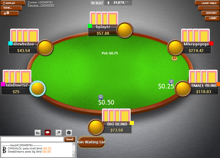 PokerStars Clone Classic for WPN 03