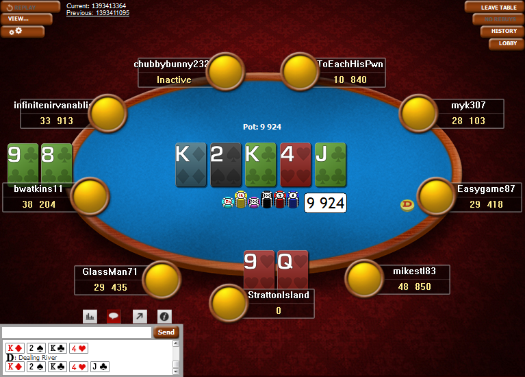 PokerStars Clone Classic for WPN 05