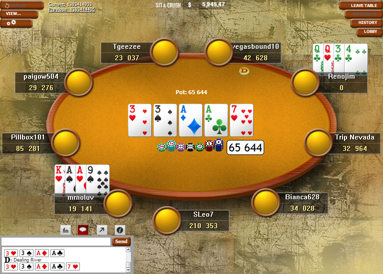 PokerStars Clone Classic for WPN 06