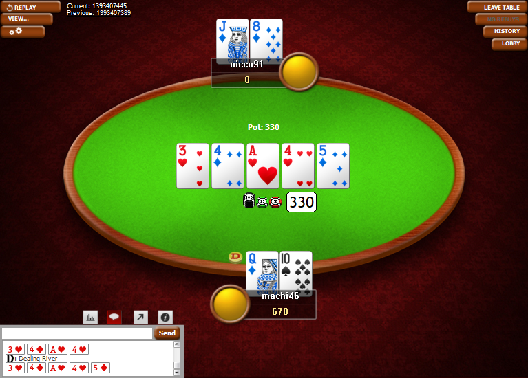 PokerStars Clone Classic for WPN 07