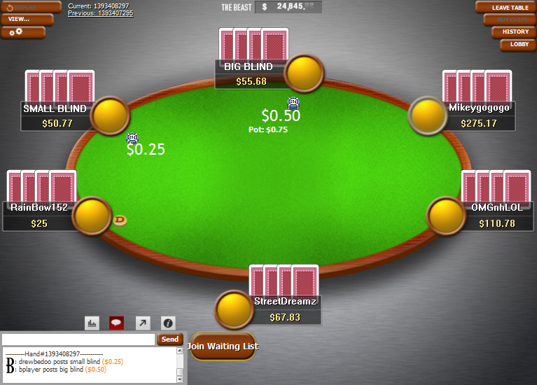 PokerStars Clone Classic for WPN 13