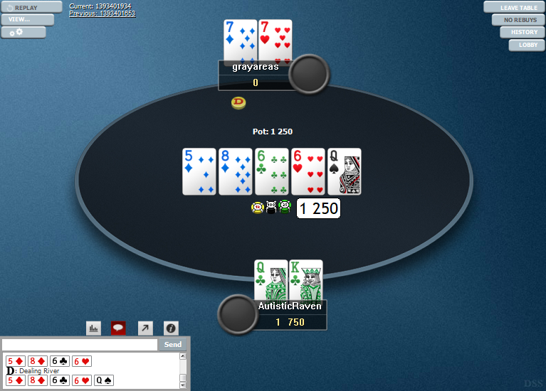 PokerStars Clone Hyper-Simple for WPN 07