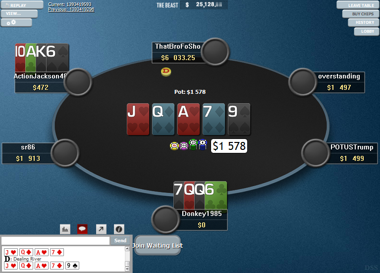 PokerStars Clone Hyper-Simple for WPN 11