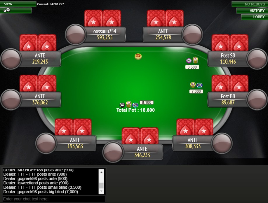 PS Black Theme for WPN 02 Final Table