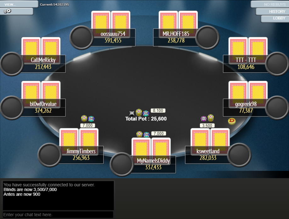 PS Hyper-Simple for WPN 02 Final Table