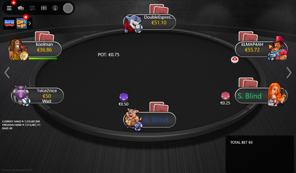 PokerStars Clone Mercury for MPN Prima 02