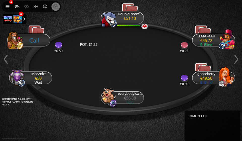 PokerStars Clone Mercury for MPN Prima 04
